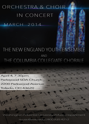 Choir and Orchestra Travel to Ohio with Insouciance Abroad
