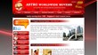 Astro Worldwide Movers Utilise Pallets and Advanced Shrink Wrapping...