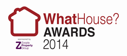 WhatHouse? Awards 2014 logo