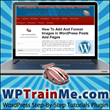 WPTrainMe.com - WordPress Training Plugin