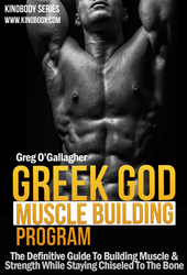 greek god muscle building program review