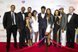 Entanglement : The Dramatic Series - At the red carpet premiere in Atlanta with producers Omar Howard (Whala Entertainment) and Diallo M Jeffery (HeyLove Television)