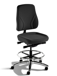biofit ergonomic workplace chair bimos health education industrial technology office laboratory