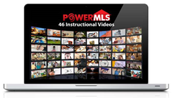 "The PowerMLS Video Library - 46 Instructional videos on how to sell your home ""for sale by owner""."
