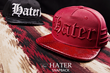 Hater Snapback Hats Release Their New Gothic Lettering Collection