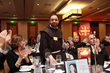 Fr. Marwan Di'Des, ofm, Indiana Benefit Dinner keynote speaker; Director of the Bethlehem Boys Home