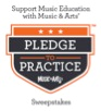Music & Arts Kicks Off 'Pledge to Practice' Sweepstakes...
