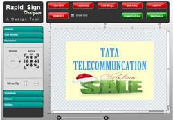 Rapid Designer Sign Design Tool
