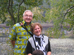 Journeys International founders Will & Joan Weber