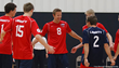 Liberty University Men's Volleyball Team Upsets UCLA in First Round of Nationals