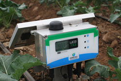 Hortau irrigation management system