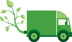 The Commercial Movers Get Green Options in Charlotte North Carolina.