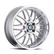 BMW Wheels by Beyern - the Mesh 4 in Silver
