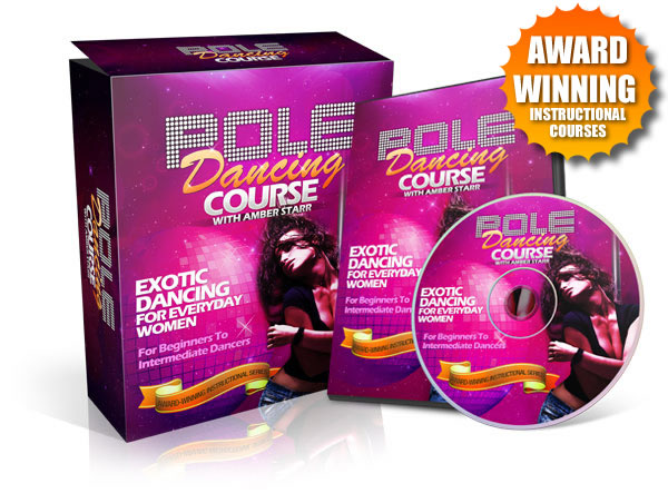 Pole Dancing Course Review – Discover Amber Starr's Home Pole Dancing Lessons – Vkool.com