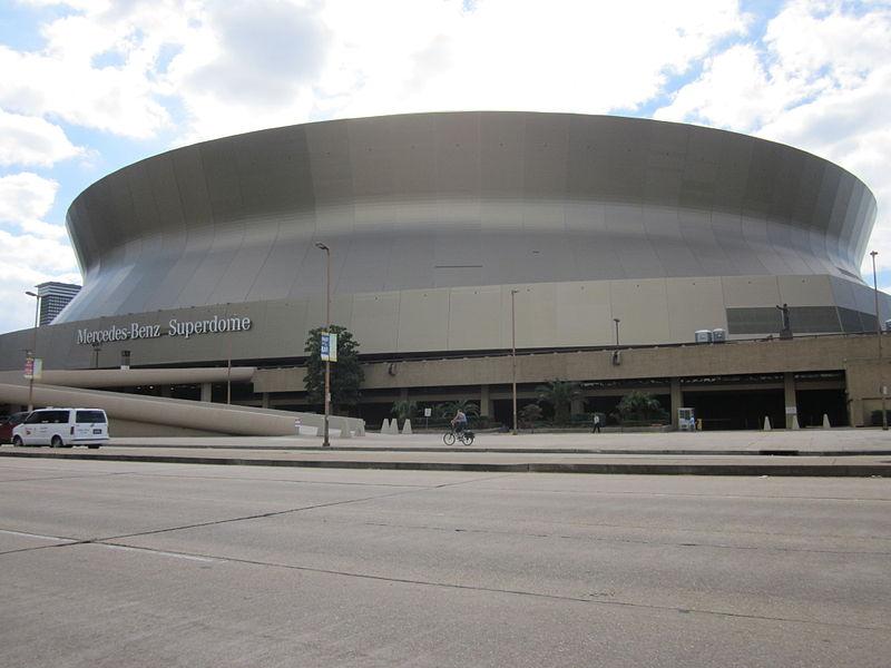 Wrestlemania xxx tickets ticket down has slashed ticket for Mercedes benz superdome tickets