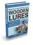 make your own fishing lures wooden lures review