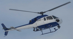 EO IR Camera Payload for Helicopter Surveillance
