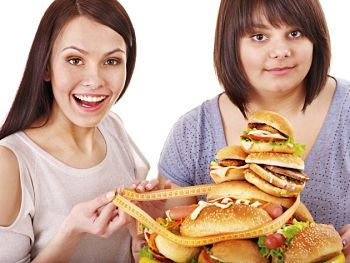 health risks of weight gain and obesity Obesity results from the excessive accumulation of fat that exceeds the body's   according to the national institutes of health (nih), an increase in 20% or more.