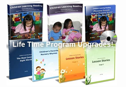 children learning reading program review