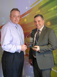 iomart receives Data Centre Excellence Award