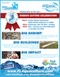Florida Organic Aquaculture's Grand Opening Celebration for Shrimp...