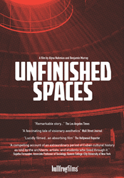 Unfinished Spaces, Bullfrog Films, 2012