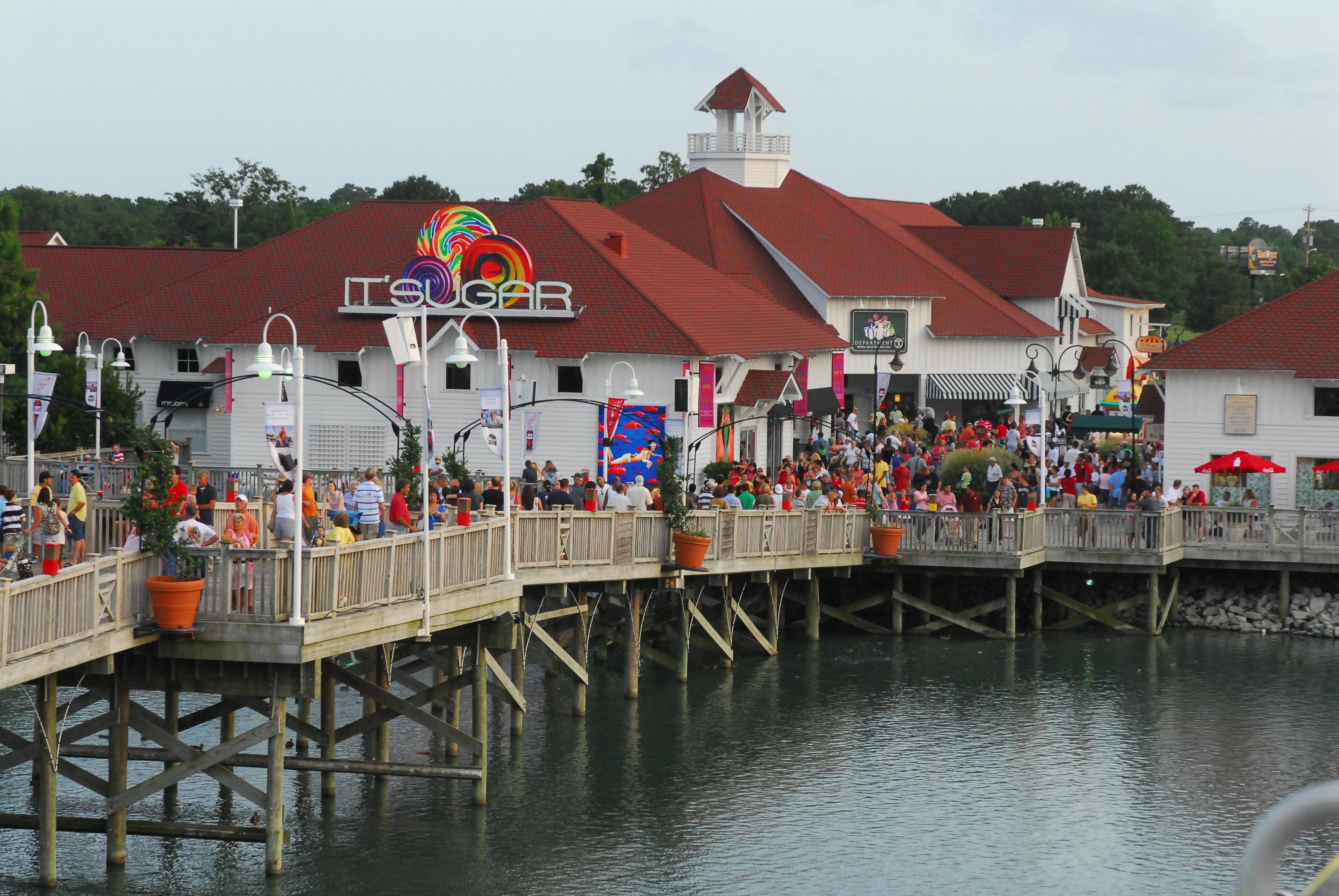Restaurants Near Wonderworks Myrtle Beach