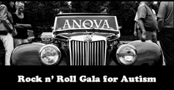 Anova Rock n'Roll Gala for Autism