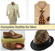 Leading Internet Menswear Retailer Now Offers Complete Outfits for Men