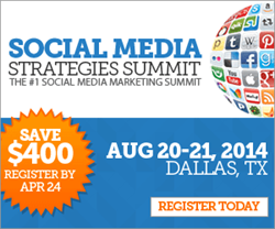 Social Media Strategies Summit: Dallas 2014