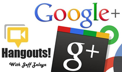 Get massive exposure and free publicity from being a guest on Jeff's Google+ Hangout