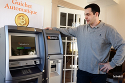 Quebec City Bitcoin ATM