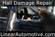 Hail Damage Repair in Denton Texas