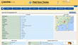 Field Force Tracker Work Order Management Screen