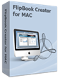 New Released Flipbook Creator for Mac Helps to Present Content in a Unique Flipbook Format