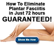 Fast Plantar Fasciitis Cure Review | How to Eliminate Plantar...