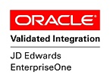 Oracle Validated Integration JDE E1