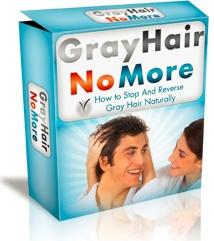 Gray hair no more review gray hair no more review reveals how alexander miller can help people - Ways prevent grey hair ...