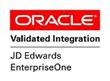 Oracle Validated Integration JDE E1