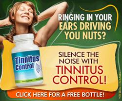 Tinnitus Control