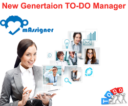 mAssigner New Generation To-Do Manager