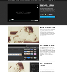 Pixel Film Studios - FCPX Effects - Final Cut Pro X Plugins - Protrace Tutorials