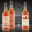 Bacon Bourbon Bottles