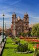 Cuzco Cathedral Peru