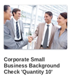 Corporate & executive background checks.