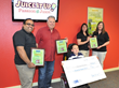 Juice It Up! Raises Nearly $12,000 for MDA Families