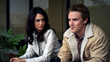 Nazanin Boniadi and Riley Smith star in SHIRIN IN LOVE