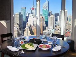The Best View Restaurant in New York City
