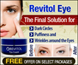 Revitol Eye Cream, the Only Topical Treatment for Dark Circles Around...