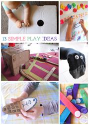 simple play ideas